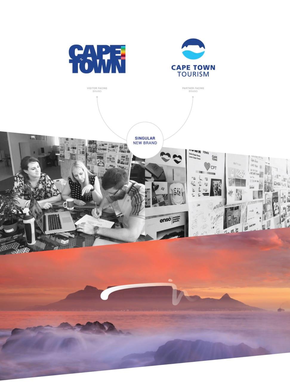 Cape Town Tourism brand Case study