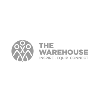 the warehouse client logo