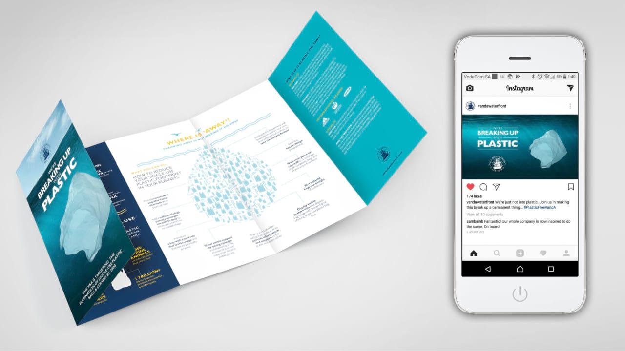 brochure+phone
